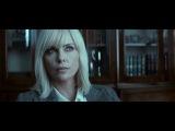 ENG | Финальный трейлер фильма «Взрывная блондинка — Atomic Blonde». 2017.