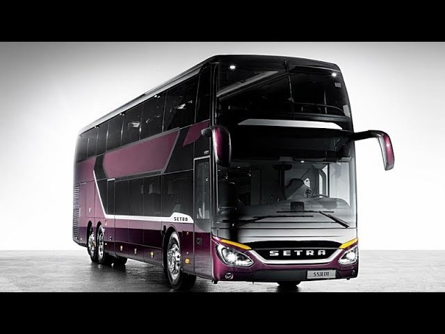 BRAND NEW 2018 SETRA S 531 AC DOUBLE DECKER TWIN AXILE