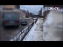 Выкса.РФ Зачерной «Хондой» гнались три полицейских авто