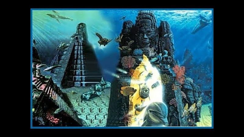 Цивилизации Земли. Влияние на людей. Хиттида, пацифида, атлантида, арктида, азиат...