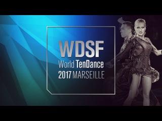 Dumitru Doga - Sarah Ertmer, GER | 2017 World 10D | R1 S | DanceSport Total