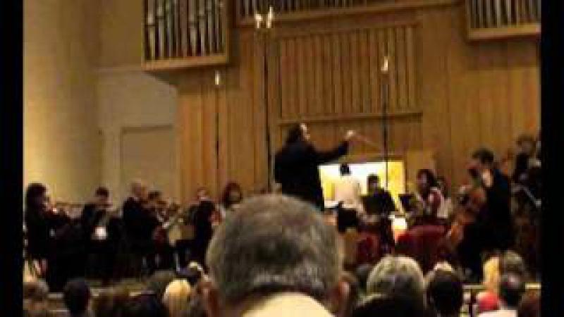 Handel Concerto grosso h moll Mikhail Arkadiev