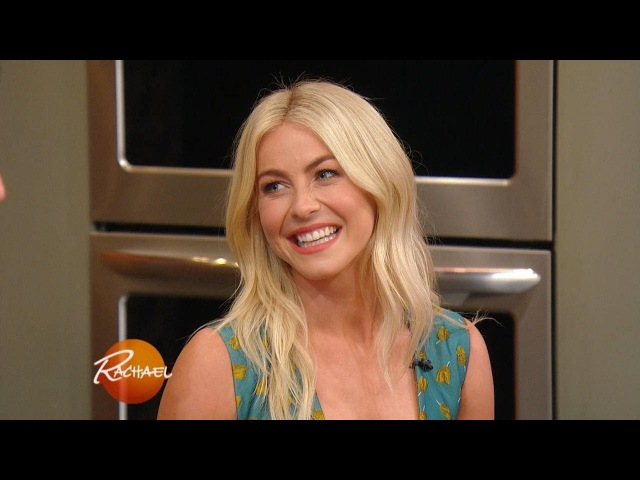 Julianne Hough Gives Us a Peek Inside Her Amazingly Luxe Safari Honeymoon | The Rachael Ray Show