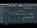 ЛСП - Канкан (instrumental) МИНУС FL Studio 12 FLP