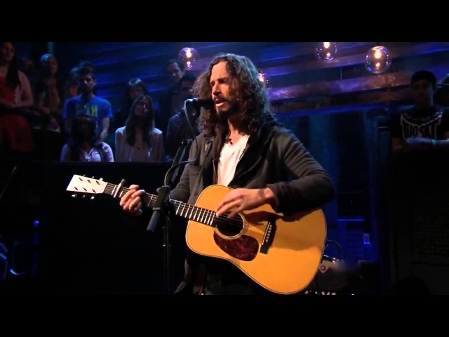 Chris Cornell Redemption Song - Cover Bob Marley