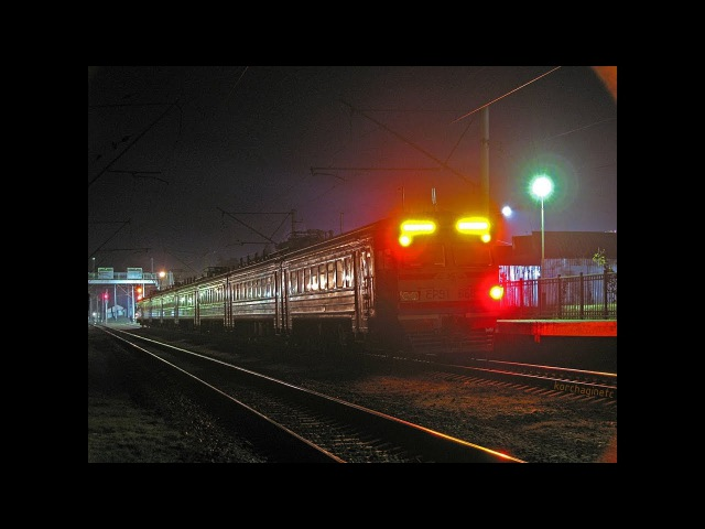 8 из 10 вагонів Ер9т-668 №817 Ворожба-Фастів