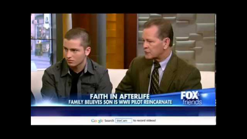 Family Believes Son Is World War II Pilot Reincarnated James Leininger