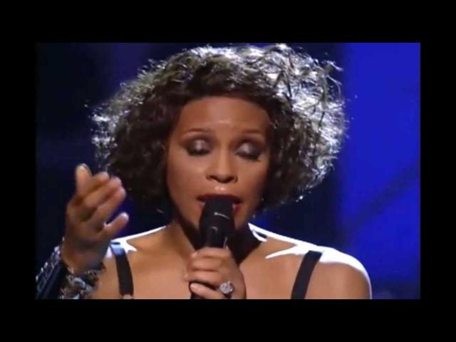 Whitney Houston performing I Will Always Love You HD com legenda