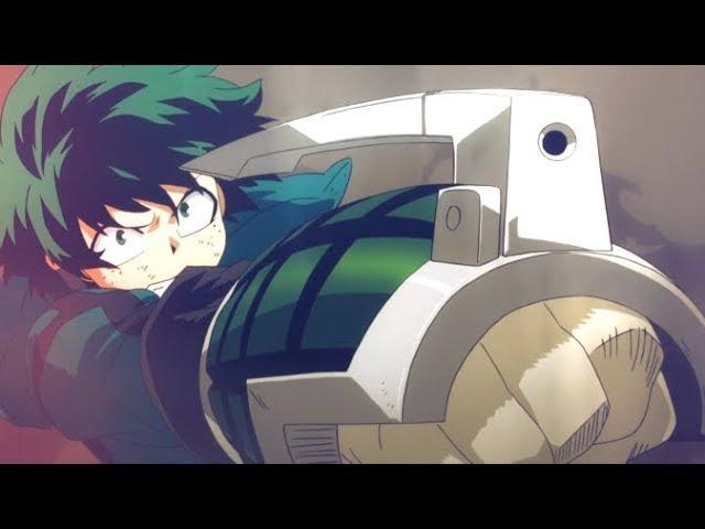 Boku no Hero Academia All Might VS Katsuki Bakugou Midoriya Izuku