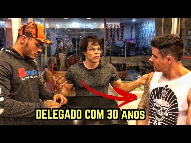 DELEGADO COM 30 ANOS