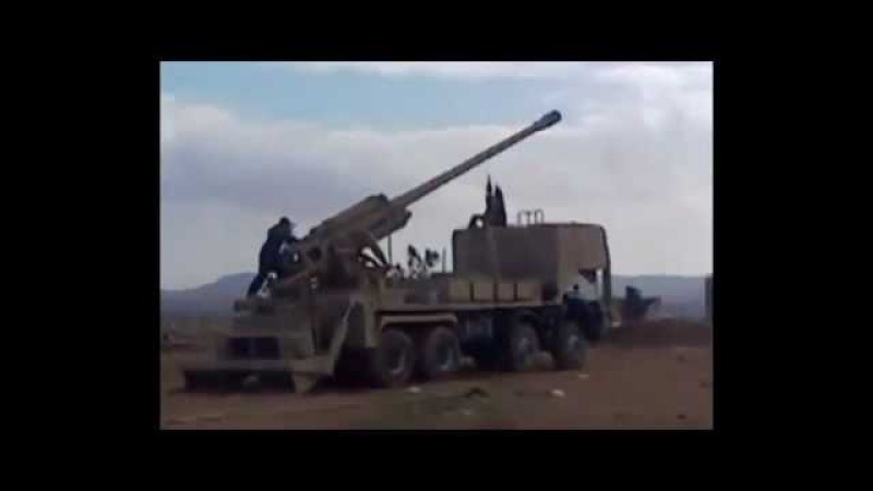 Iranian made SPH in Syria ? - NTBC !