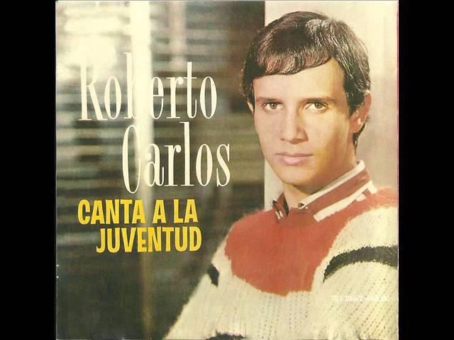 Roberto Carlos 1965 completo (canta a la juventud) espanhol