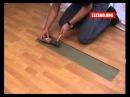 Замена поврежденной доски ламината