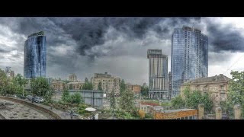 Высотки Киева. Печерский район: ДОРОГОЙ - КИЕВ. High-rise buildings in Kiev. DEAR - KIEV