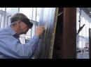 """Restaurierung von Johannes Vermeers Gemälde """"Brieflesendes Mädchen am offenen Fenster"""