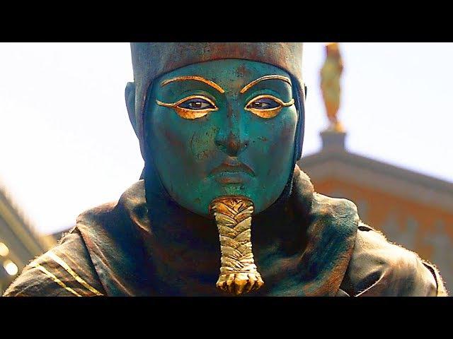 Assassin's Creed Origins Cinematic Trailer (Julius Caesar Cleopatra)