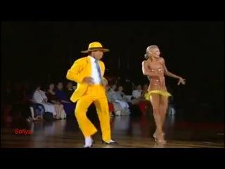 Band ODESSA- *КУКОЛКА - КОНФЕТКА* Танцуют Максим Кожевников и Юлия Загоруйченко