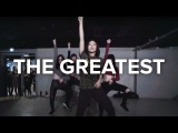 The Greatest - Sia ft. Kendrick Lamar  Lia Kim Choreography