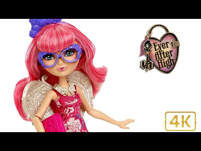 ОБЗОР куклы: Ever After High Back To School C.A. Cupid Doll