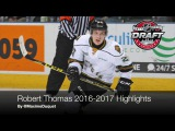 Robert Thomas - 2016-2017 Highlights