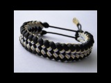 How to make a Sanctified Paracord Survival BraceletMix of Paracord 550-Micro Cord-Type 1Mad Max