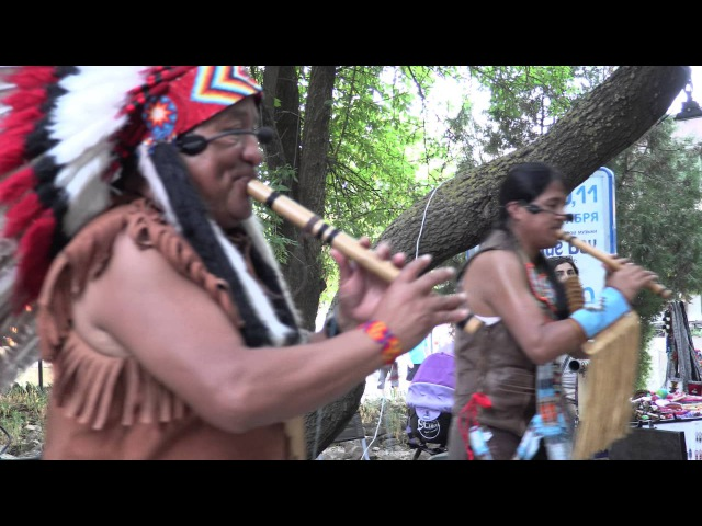INGA SOL Индейская этническая музыка