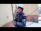 День жестянщика или снегопад во Владивостоке