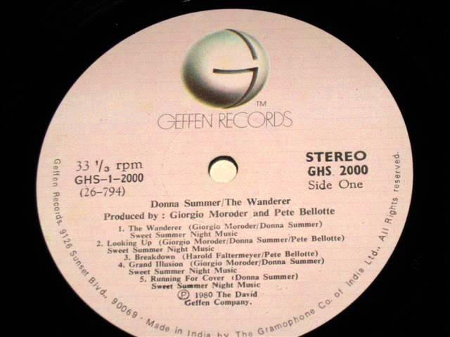 Donna Summer The Wanderer Full Album Side 1