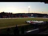 Перед морозным матчем «Урала» и «Локомотива»