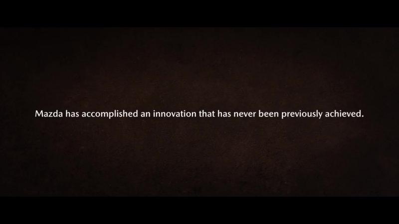 Next Generation Gasoline Engine SKYACTIV X Technology Intro Film 次世代ガソリンエンジンSKYACTIV X 技術イントロ映像 смотреть онлайн без регистрации