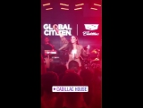 Demi Lovato performing For You at Cadillac House in New York City