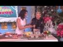 Padma Lakshmi Shakes It Up with Ellen RUS SUB