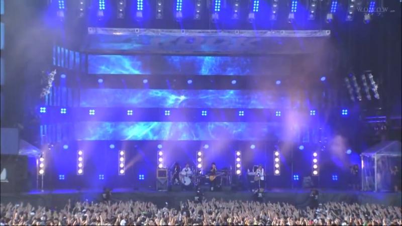 The HIATUS - Insomnia 2015 live.