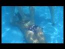 [Underwater trample] 640 - Sub Torture