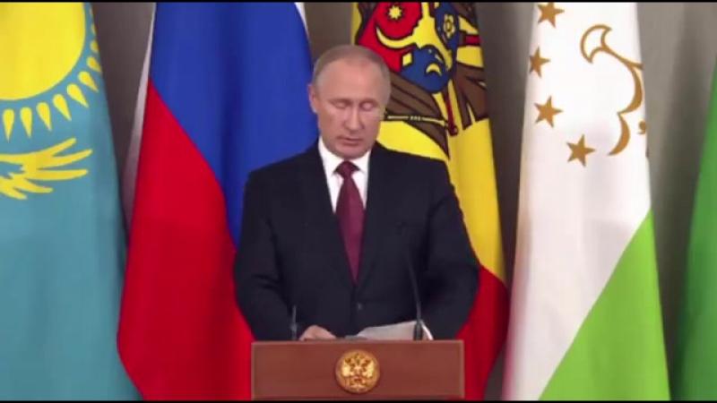 Путин- Все страны ЕАЭС поддерживают стремление Додона к сотрудничеству
