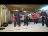 Скобарь против спецназа! Русский рукопашный бой Андрея Грунтовского (кулачный бой, русский стиль)