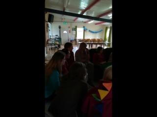 Путешествие в Ирландию. Первый общий сбор, знакомство 17.08.2017