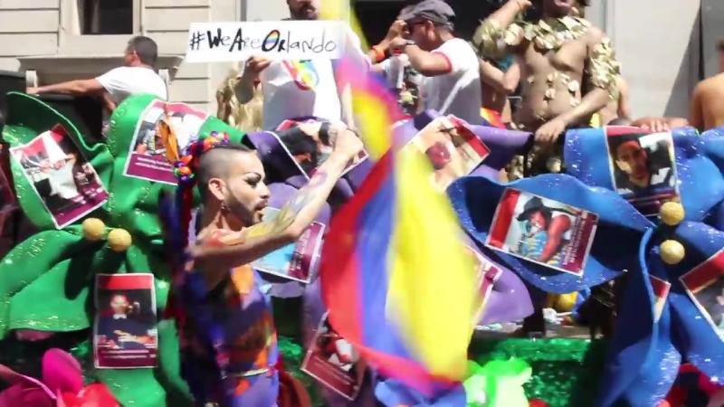 Гей парад 2016 Нью Йорк, Gay Pride 2016 NY
