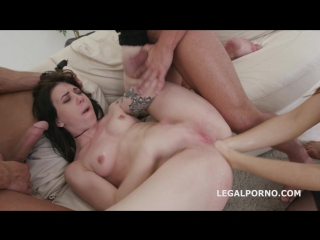 - 4on2 Extreme With Monika Wild  Dominica Phoenix Gapes Balls Deep Dap Squirt Anal Fisting Extasi Cumshot