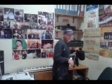 Андрей Уманчук в студии. Подготовка к выступлению в РК DO ZARI.mp4