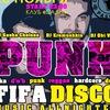 Турнир по Punk-FIFA+рок-диско!FREE!ЦЕНТР СТОЛИЦЫ