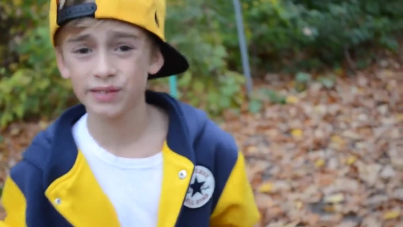 Justin Bieber As Long As You Love Me Cover By 9 yr old JohnnyO