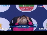 Чемпионат Мира по борьбе 2017  Награждение 71 кг