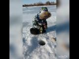 Осваиваем зимнюю рыбалку 🎣