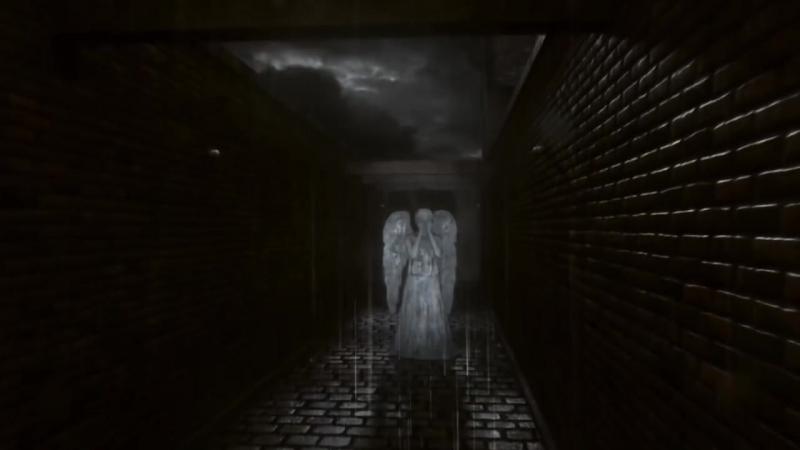 Статуя STONE Короткометражный фильм ужасов