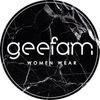GEE FAM SHOP - интернет-магазин одежды