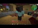 Minecraft ХОЛОСТЯК - Загадка подожженной деревни! Мистик и Лаггер