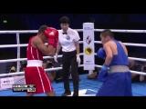 AIBA Hamburg 2017 Тамир Галанов (52кг) 1⁄2 final