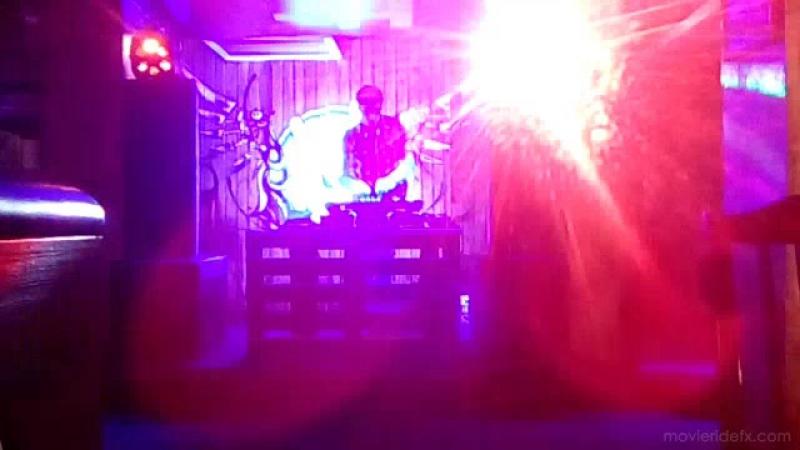 DJ VOLT-ONE - HIGH VOLTAGE (Cherchesoff bar, Ulsk)
