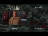 Valor _ Matt Barr Captain Leland Gallo Interview _ The CW